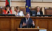 Христо Иванов: С комисии не компенсираме дупката в правовия ред у нас