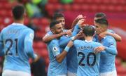 Манчестър Сити се измъчи срещу Шефилд Юнайтед, но победи