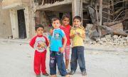 Спасение за децата на Сирия