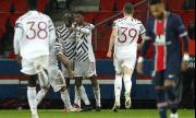 Манчестър Юнайтед отново матира ПСЖ в Париж