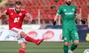 Цял отбор красавици поздравиха футболист на ЦСКА за гола срещу Лудогорец