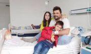 Самотен баща се бори с рядка болест, нуждае се от помощ