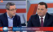 Депутати от ГЕРБ и БСП влязоха в горещ телевизионен спор