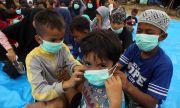 46 милиона души са изключени от програмите за ваксинация срещу COVID-19