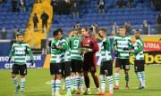 Черно море започна подготовка за последния си мач за 2019 година