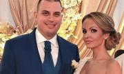 Илияна Йотова ожени сина си