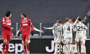 Ювентус е на 1/2-финал за Купата на Италия след разгром срещу СПАЛ