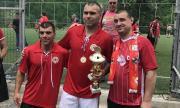 Краси Чомаков:  Не вярвам, че ще има обединение, истинското ЦСКА е това на
