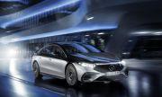 Mercedes представи електрическата S-Klasse