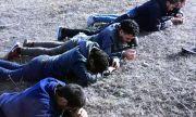 Хванаха 15 мигранти в Трънско