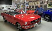Почина дизайнерът на първия Mustang
