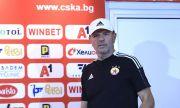 Стойчо Младенов за мача с Арда: Трябва да се справим!