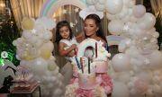 Дъщерята на Преслава с рожден ден като сватба (СНИМКИ)