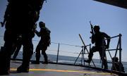 За шести път от януари военен кораб на САЩ влиза в Черно море