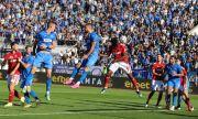 Левски вкара много красив гол, но загуби от ЦСКА