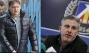 Войната между шеф на Левски и футболен агент в социалните мрежи продължава
