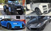 Кои са най-скъпите автомобили, продаващи се у нас?