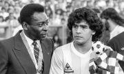 Пеле просълзи милиони с емоционален пост за Диего Марадона