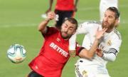 Статистика: Без Серхио Рамос Реал Мадрид е безпомощен!