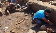 Археолози направиха смайващо откритие край Дупница