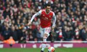 Йозил: Ще изпълня договора си с Арсенал до последния ден