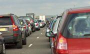 Близо половин милион коли са излезли от София на 29 и 30 април