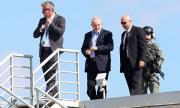 Бразилски президент излиза от затвора