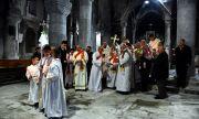 """Папата ще посети църква, опожарена от """"Ислямска държава"""""""