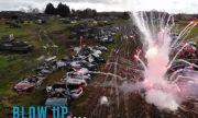 Застреляйте и прегазете няколко коли: нов начин да се отпуснете... с танк (ВИДЕО)