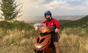 Арестуваха 17-годишния хлапак, блъснал жена с мотоциклет в Асеновград и избягал