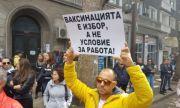 Бургазлии отговориха с гражданско неподчинение на новите мерки