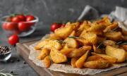 Какви картофи не бива да ядем?
