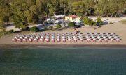Гърция посреща туристите с големи горещини