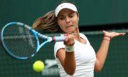 Виктория Томова отпадна на старта на турнира в Клуж