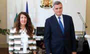 Стефан Янев и Херо Мустафа обсъдиха двустранните отношения между България и САЩ