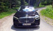 Тествахме най-новата S-Klasse на Mercedes: Тя шофира сама и отгатва желания