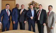 Министърът на икономиката се срещна с румънско-американски Инвестиционен фонд