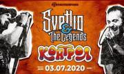 Светльо&The Legends и Контрол в Маймунарника в петък вечер
