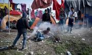 Турция и Гърция се обвиняват взаимно във варварство