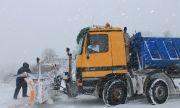Снегът ограничи движението по АМ