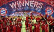 Байерн Мюнхен спечели и Суперкупата на Европа