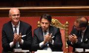 Решителен вот в Италия