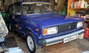 Откриха чисто нова Lada 2104, стояла в гараж 22 години