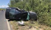 Момче загина в тежка катастрофа с още 4-ма пострадали