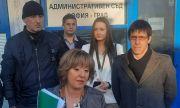 Манолова внесе жалба срещу заповедта за