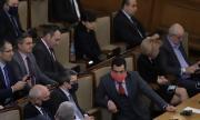 Депутатите от ГЕРБ ще даряват 1/3 от заплатите си