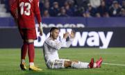Реал Мадрид губи Еден Азар за поне три месеца