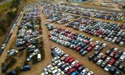 "Не могат да продадат 4000 ""градушкови"" коли дори на безценица"