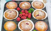 Рецепта на деня: Мъфини с кокос и малини