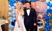 Антония Петрова празнува рожден ден при Гордън Рамзи (СНИМКИ)